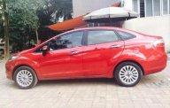 Cần bán Ford Fiesta 1.6 AT sản xuất 2012, màu đỏ giá 365 triệu tại Hà Nội