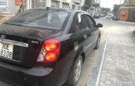 Cần bán gấp Daewoo Lacetti sản xuất 2005 màu đen, 168 triệu giá 168 triệu tại Hà Nội