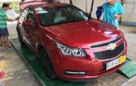 Cần bán xe Chevrolet Cruze LS năm sản xuất 2011, màu đỏ chính chủ giá 348 triệu tại Tp.HCM
