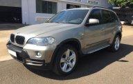 Chính chủ bán ô tô BMW X5 sản xuất năm 2008, màu vàng, nhập khẩu giá 900 triệu tại Tp.HCM