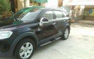 Bán ô tô Chevrolet Captiva LT năm sản xuất 2008, màu đen giá 329 triệu tại Kiên Giang