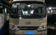 Chính chủ bán Hyundai County năm sản xuất 2009, màu vàng giá 518 triệu tại Tp.HCM