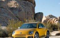 Bán ô tô Volkswagen Beetle E năm 2016, màu vàng, nhập khẩu nguyên chiếc giá 1 tỷ 489 tr tại Tp.HCM
