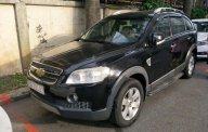 Bán Chevrolet Captiva LTZ đời 2007, màu đen    giá 310 triệu tại Tp.HCM
