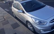 Bán Hyundai Accent 1.4AT đời 2015, màu bạc, như mới giá 485 triệu tại Tp.HCM