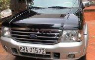 Cần bán lại xe Ford Everest 2.6L 4x2 MT sản xuất năm 2005, màu đen, 302 triệu giá 302 triệu tại Thái Nguyên