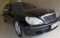 Cần bán lại xe Mercedes năm sản xuất 2004, màu đen, xe nhập, giá chỉ 445 triệu giá 445 triệu tại Hà Nội