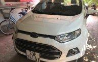 Bán Ford EcoSport Titanium 1.5L AT năm 2016, màu trắng giá 555 triệu tại Hà Nội