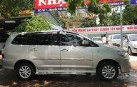 Cần bán lại xe Toyota Innova năm 2015, màu bạc, giá tốt giá 600 triệu tại Hà Nội