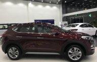 Bán Hyundai Tucson 2.0 ATH đời 2018, màu đỏ giá 838 triệu tại Tp.HCM