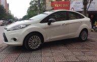 Bán Ford Fiesta 1.6 AT đời 2011, màu trắng, giá tốt giá 345 triệu tại Hà Nội