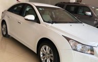 Bán Chevrolet Cruze LT 1.6 MT 2015, màu trắng   giá 418 triệu tại Tp.HCM