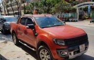 Cần bán Ford Ranger Wildtrak 3.2L 4x4 AT đời 2015, màu đỏ, nhập khẩu nguyên chiếc giá 658 triệu tại Khánh Hòa