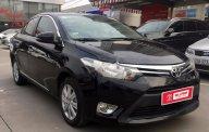 Bán xe Toyota Vios 1.5E CVT sản xuất năm 2017, màu đen số tự động, 540 triệu giá 540 triệu tại Hà Nội