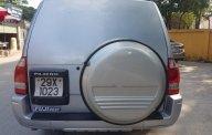 Cần bán xe Mitsubishi Pajero 3.0 đời 2005, màu bạc, nhập khẩu giá 260 triệu tại Hà Nội