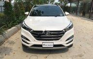 Bán Hyundai Tucson sản xuất năm 2018, màu trắng giá cạnh tranh giá 892 triệu tại Tp.HCM