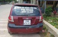 Bán Hyundai Click đời 2008, màu đỏ số tự động giá 225 triệu tại Hà Nội