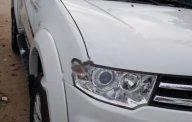 Cần bán Mitsubishi Pajero Sport 4x2MT 2017, màu trắng số sàn giá 678 triệu tại Tp.HCM