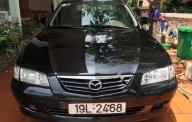 Bán xe Mazda 626 2.0 MT sản xuất 2000, màu đen, giá 142tr giá 142 triệu tại Phú Thọ