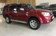 Bán ô tô Ford Everest 2.5L 4x2 AT năm sản xuất 2013, màu đỏ giá 635 triệu tại Phú Thọ