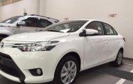 Bán xe Toyota Vios 1.5E năm 2017, màu trắng giá 513 triệu tại Cần Thơ