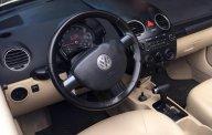 Bán ô tô Volkswagen New Beetle sản xuất năm 2009, màu kem (be), nhập khẩu nguyên chiếc chính chủ, 720 triệu giá 720 triệu tại Đà Nẵng