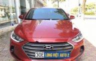 Cần bán lại xe Hyundai Elantra năm sản xuất 2017, màu đỏ chính chủ giá cạnh tranh giá 690 triệu tại Hà Nội