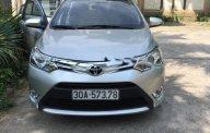 Bán Toyota Vios 1.5G đời 2015, màu bạc số tự động, giá 508tr giá 508 triệu tại Hà Nội