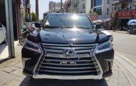 Cần bán gấp Lexus LX 570 đời 2016, màu đen, xe nhập số tự động giá 7 tỷ 300 tr tại Hà Nội
