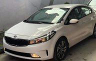 Bán ô tô Kia Cerato 1.6 MT Base năm sản xuất 2018, màu trắng giá cạnh tranh giá 499 triệu tại Tp.HCM
