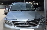 Bán Toyota Fortuner 2.7V 4x2 AT sản xuất 2013, màu bạc giá 766 triệu tại Tp.HCM
