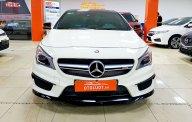 Cần bán xe Mercedes CLA 45 AMG đời 2016, màu trắng, nhập khẩu nguyên chiếc giá 1 tỷ 850 tr tại Hà Nội