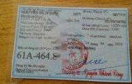 Cần bán xe Daihatsu Citivan sản xuất năm 2003 giá cạnh tranh giá 96 triệu tại Bình Dương