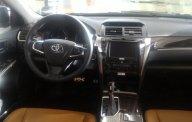 Bán Toyota Camry 2.5Q đời 2018, màu đen giá 1 tỷ 270 tr tại Tp.HCM