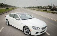 Bán BMW 6 Series 2013, màu trắng, nhập khẩu giá 3 tỷ 300 tr tại Hà Nội