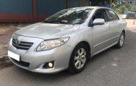 Bán xe Toyota Corolla altis 1.8G AT đời 2009, màu bạc   giá 445 triệu tại Tp.HCM