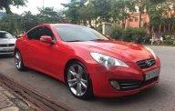 Bán Hyundai Genesis 2.0 Turbo đời 2009, màu đỏ, nhập khẩu Hàn Quốc, giá 480tr giá 480 triệu tại Hà Nội