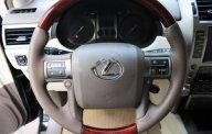 Bán xe Lexus GX 460 năm sản xuất 2011, màu đen, xe nhập giá 2 tỷ 720 tr tại Hà Nội