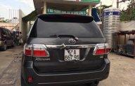 Bán Toyota Fortuner sản xuất 2010, màu xám giá 545 triệu tại Tp.HCM