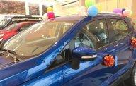 Bán Ford EcoSport Trend 1.5L AT 2018, màu xanh dương giá 593 triệu tại Hà Nội