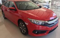 Bán Honda Civic 1.8 E đời 2018, màu đỏ, nhập khẩu   giá 763 triệu tại Đắk Lắk