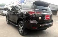 Toyota Cầu Diễn bán xe Toyota Fortuner V đời 2017, màu đen, xe nhập giá 1 tỷ 250 tr tại Hà Nội
