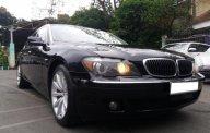 Bán ô tô BMW 7 Series 750Li đời 2008, màu đen, xe nhập giá 1 tỷ 200 tr tại Tp.HCM