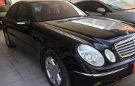 Bán Mercedes E240 năm 2004, màu đen, nhập khẩu nguyên chiếc giá 340 triệu tại Hà Nội