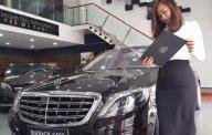 Bán Mercedes S500 sản xuất năm 2017, màu đen, nhập khẩu nguyên chiếc giá 10 tỷ 900 tr tại Hà Nội