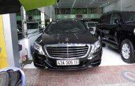 Cần bán lại xe Mercedes S400L đời 2015, màu đen số tự động giá 3 tỷ 200 tr tại Tp.HCM