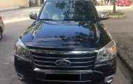 Cần bán lại xe Ford Everest 2.5L 4x2 MT đời 2011, màu đen, 535tr giá 535 triệu tại Hà Nội