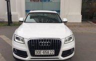 Bán xe Audi Q5 2.0 AT năm 2015, màu trắng, nhập khẩu giá 1 tỷ 720 tr tại Hà Nội