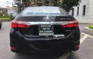 Cần bán gấp Toyota Corolla altis 1.8 sản xuất năm 2015, màu đen như mới giá 675 triệu tại Hải Phòng