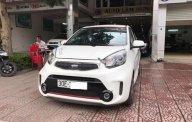 Cần bán gấp Kia Morning Si AT đời 2016, màu trắng như mới, giá 378tr giá 378 triệu tại Hà Nội